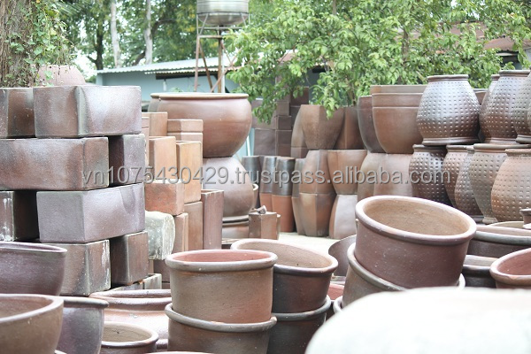 Garden Design With Large Black Pot Vietnam Plant Pots Large Garden Pots Buy  With Keyhole Garden