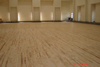 WOODEN FLOORING FOR SPORTS AND OTHER RECREATION AREA