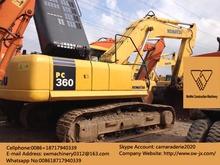 komatsu PC 360-7 excavator