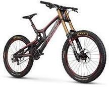 Free shipping for 2014 Santa Cruz V10 Carbon Enve Build NEW never ridden Downhill bike