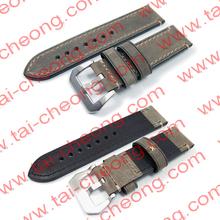 Genuine Leather watch strap LS-0018VU