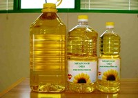 No Cholesterol Free Refined Sunflower Oil