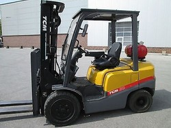 Used TCM FG30 3 Ton Forklift - Stock no: 13000