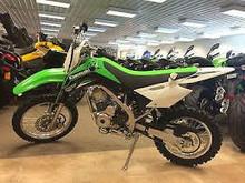 Used 2014 Kawasaki KLX 140