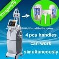 importação de cosméticos china crio cavitação rf slimming a máquina