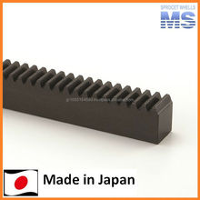 Japan quality stainless steel rack gear and spur gear , OEM available