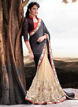 Saree making machine\saree cum lehenga\new shari
