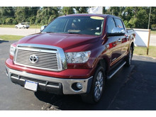 Used LHD Toyota Tundra Double Cabin Pickup truck 2010