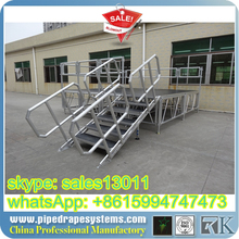 outdoor portable stage platform/anti-slip plywood stage from factory directly