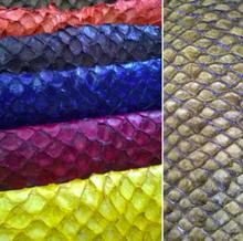 Fish Skin - Piracuru in Colours