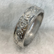 2015 fashion Factory Price Embossed Bangle hot sale silver plated snake bracelet wholesale from China