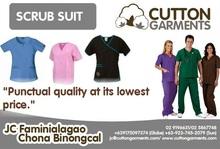 Custom Scrub Suits