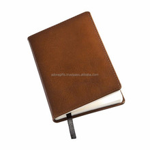 New Design High Quality Leather Diary Cover