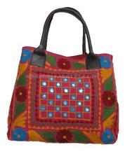 RTHHB-14 Uzbekistan Tote Suzani Hand Bags