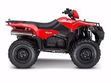 2015 Suzuki KingQuad 500AXi Power Steering ATV