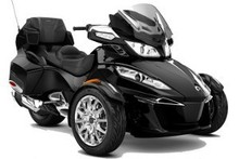 USED 2014 CAN-AM SPYDER RT LIMITED MOTORCYCLE