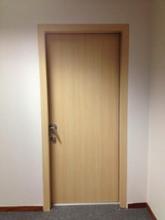 Acoustic Timber Door