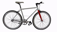 2015 New Style Racing Fixed Gear Sports Field Track Customized Bike