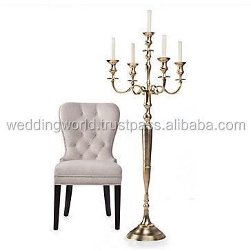 Antique candelabros de casamento/barato casamento candelabros