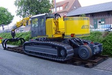Colmar T10000FSC railway excavator
