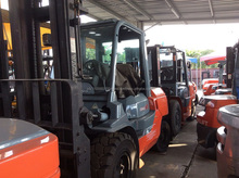 diesel forklift 3 tons, Toyota brand from Japan
