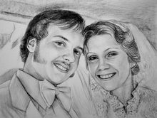 Customize Portrait Painting and Drawing Services