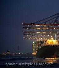 LED Commercial lighting for ship repair yarn