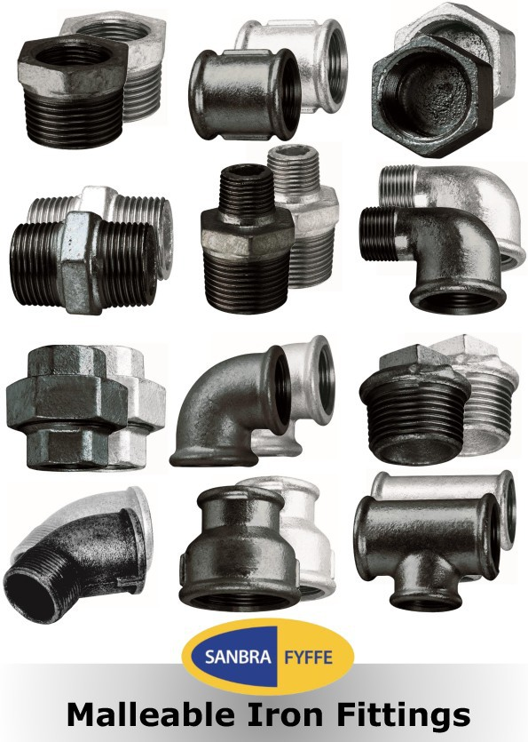 Malleable iron fittings buy pipe fitting