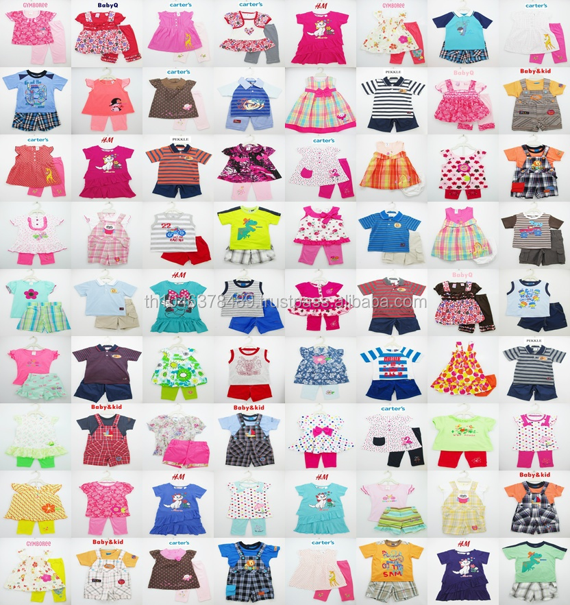 Wholesale Baby Clothing Girl Legging Pack 5 Pieces Size 12 Month