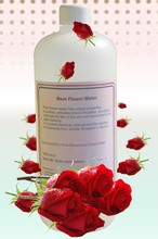 Rose floral water - 1000 ml.