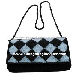 Ladies Fashion Beaded Bag Summer Style Shoulder Bag
