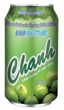 Sweet Lemon Mineral Water Can 320ml/Fruit Drink/Fruit Juice