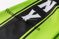 Awesome quality Double stitched sublimation striped rugby jersey OEM