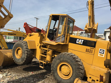 USD 18000 Cat 936e wheel loader, also with 936f cat used loader