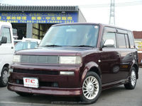 Reasonable and Popular used cars auction in japan Toyota bB 1.3SX 2002