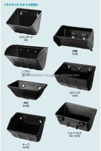 Easy to use and High quality Custom Made Elevator Bucket with multiple functions made in Japan