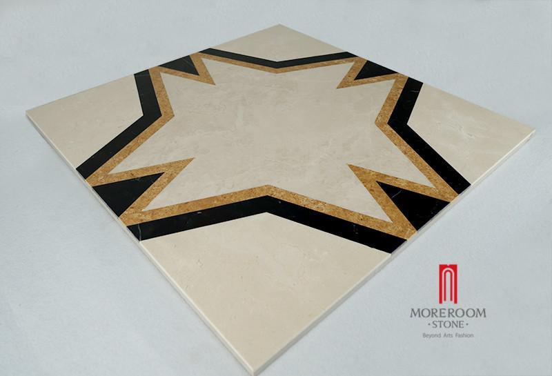 ML-A20S6060 Moreroom Stone Waterjet Artistic Inset Marble Panel-4.jpg