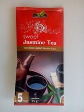 Stevia Dry Leaves With Jasmine Tea in Sachet Packing