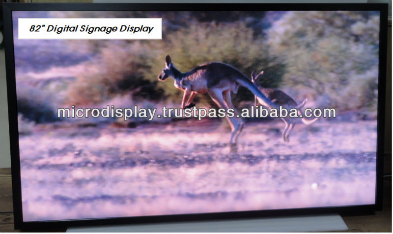 Landscape type Digital Signage Display