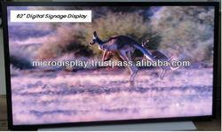 Landscape type Digital Signage Display