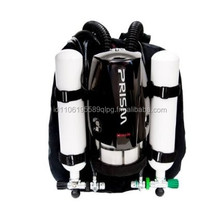 Hollis Explorer Rebreather - Backplate and Wing