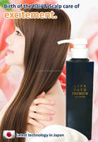 This Beautiful black hair shampoo is excellent in conditioning effect.
