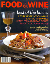 High quality 4C Gourmet Magazine printing/Full color magazine printing