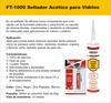 FINOTECH-1000 Sellador Acetico para Vidrios