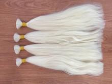 top 7a grade human hair 100% remy hair blonde color virgin hair extension