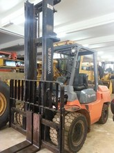 Used Toyota 7FDKU40, 4 Tons forklift