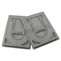24x32.7x15cm grey Plastic Bead Design