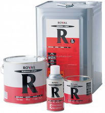 ROVAL anti-corrosion spray paint for cut surfaces and welds