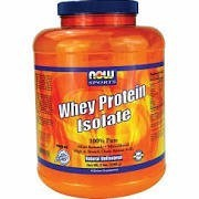 Now Foods Whey Protein Isolate Natural Unflavored 5 lbs