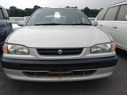 SECONDHAND AUTOMOBILES FOR TOYOTA COROLLA SE SALOON FOR SALE IN JAPAN